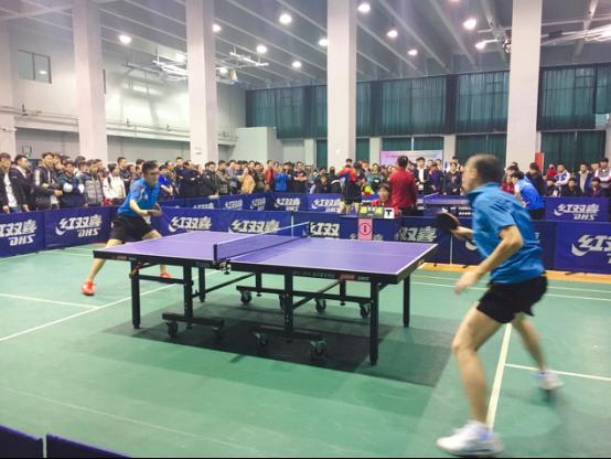 西电学子在陕西省乒乓球锦标赛获一金一铜