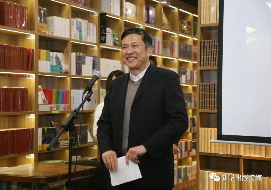 西电与陕西新华出版集团举行合作共融揭牌仪式