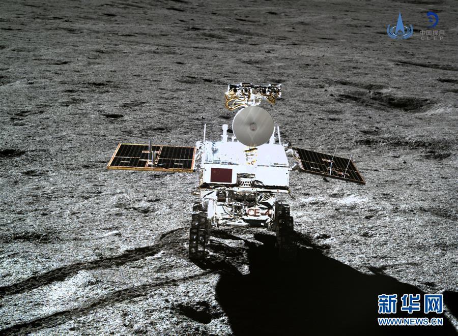 西电图像压缩技术在嫦娥四号探月工程成功应用