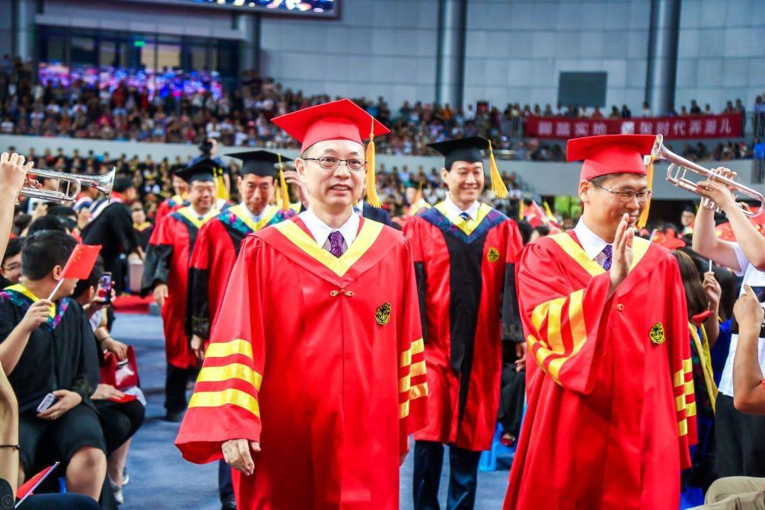 西电校长杨宗凯在2019届学生毕业典礼上的讲话