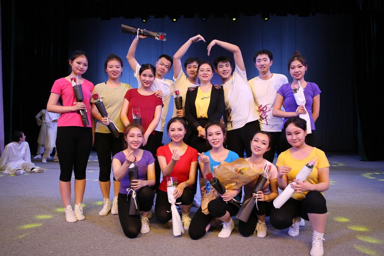 朱琨:做生活的舞者 舞出自己的精彩