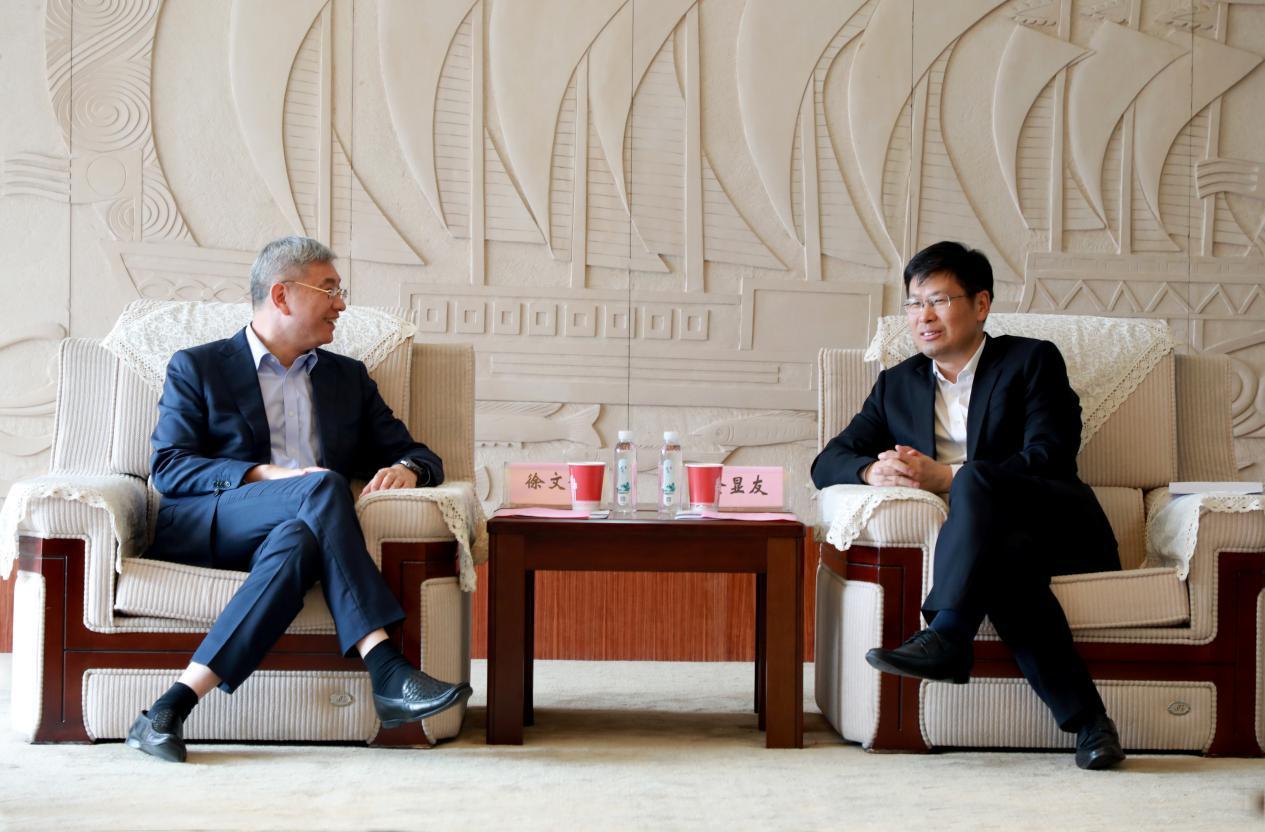 西安电子科技大学与华为签署深化战略合作协议