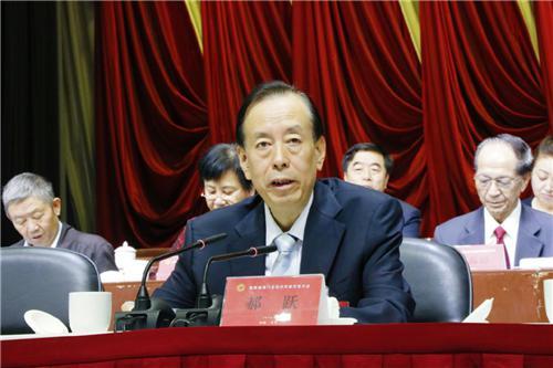 西电郝跃院士当选陕西省侨联第八届委员会主席