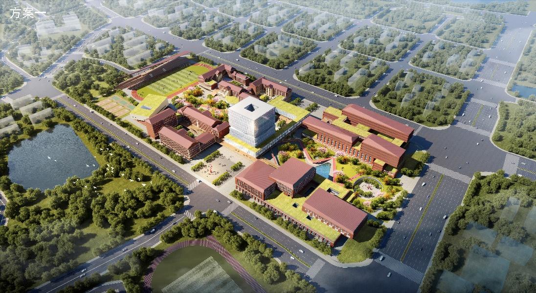 西安电子科技大学广州研究院正式破土动工