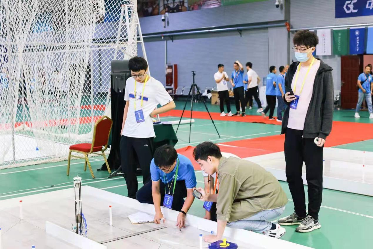 西电学子在2021年中国大学生工程实践与创新能力大赛全国总决赛中获佳绩